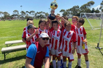 Mount Eliza among the winners at the Polonia Cup