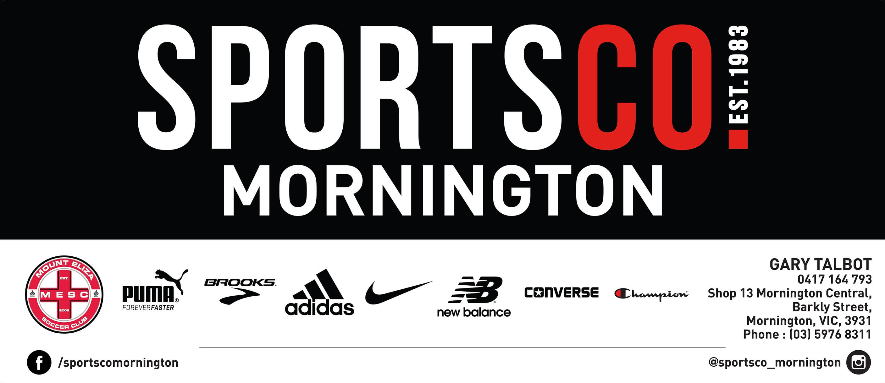 Sportsco Mornington